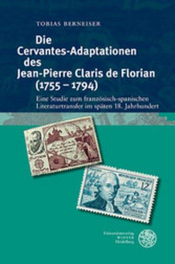 eBook Die Cervantes-Adaptationen des Jean-Pierre Claris de Florian (1755-1794) Cover
