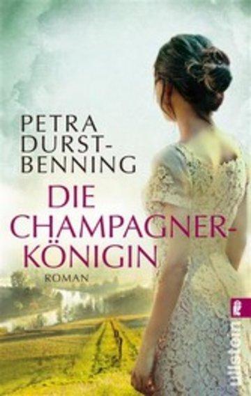 eBook Die Champagnerkönigin Cover