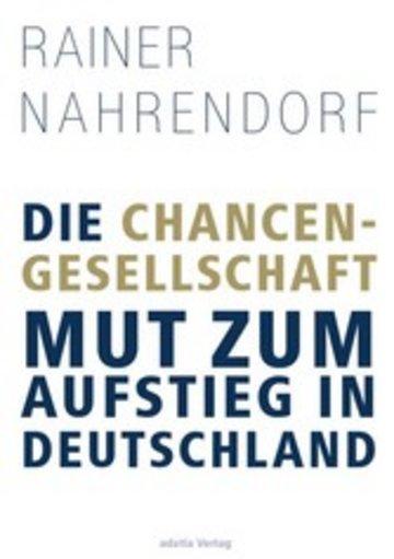 eBook Die Chancengesellschaft Cover