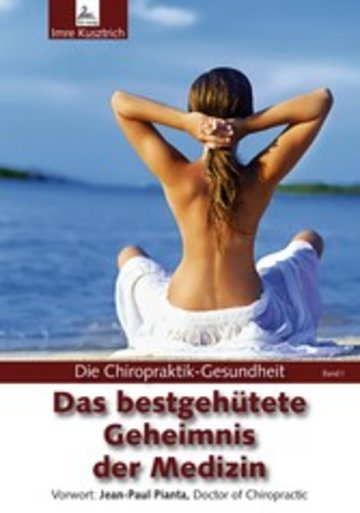 eBook Die Chiropraktik-Gesundheit: Das bestgehütete Geheimnis der Medizin Cover