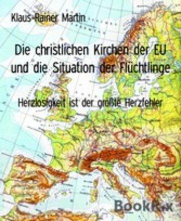 eBook Die christlichen Kirchen der EU und die Situation der Flüchtlinge Cover