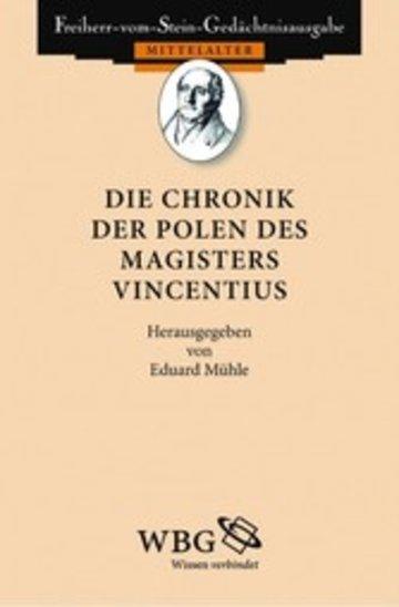 eBook Die Chronik der Polen des Magisters Vincentius Cover