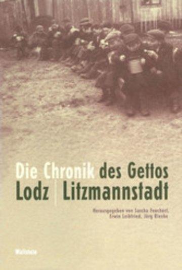 eBook Die Chronik des Gettos Lodz / Litzmannstadt Cover