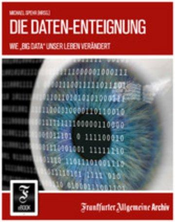 eBook Die Daten-Enteignung Cover
