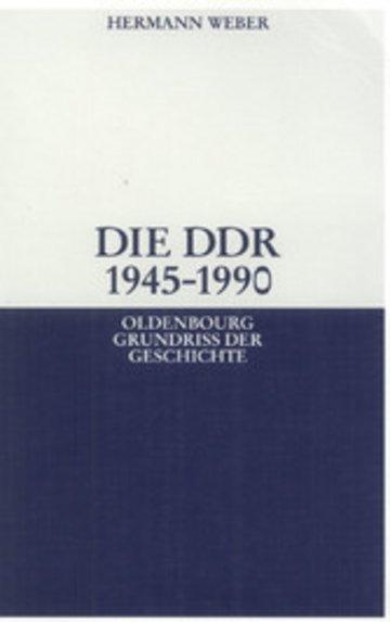 eBook Die DDR 1945-1990 Cover