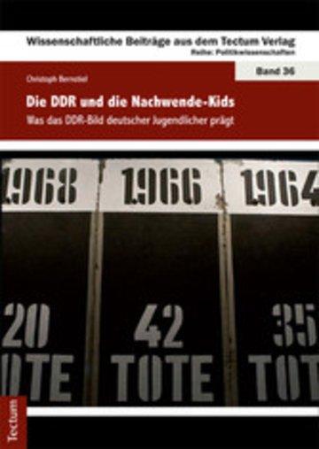 eBook Die DDR und die Nachwende-Kids Cover