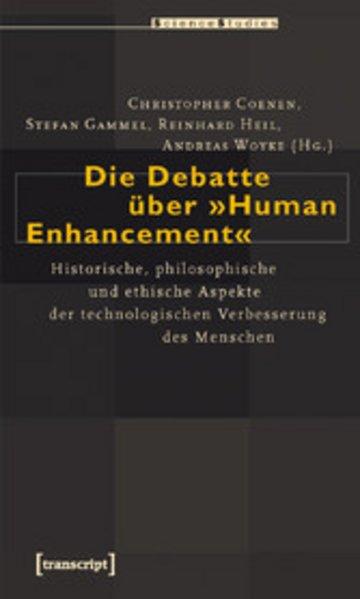eBook Die Debatte über »Human Enhancement« Cover