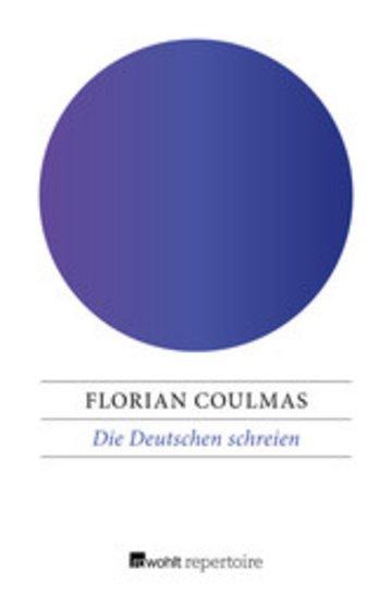 eBook Die Deutschen schreien Cover
