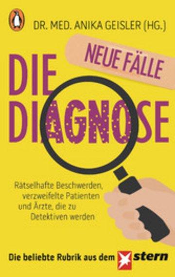 eBook Die Diagnose - neue Fälle Cover