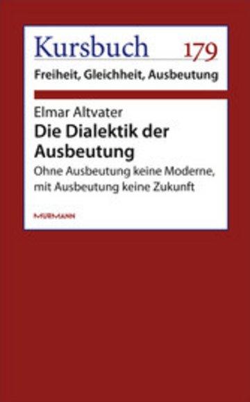 eBook Die Dialektik der Ausbeutung Cover