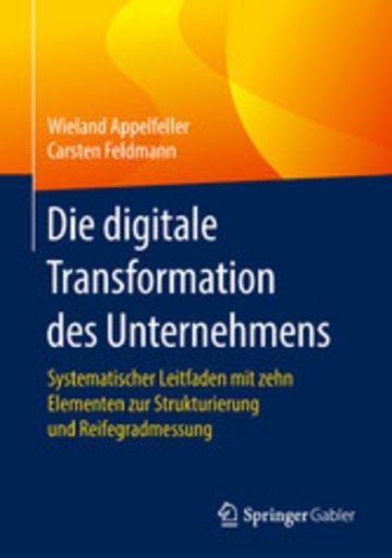 eBook Die digitale Transformation des Unternehmens Cover