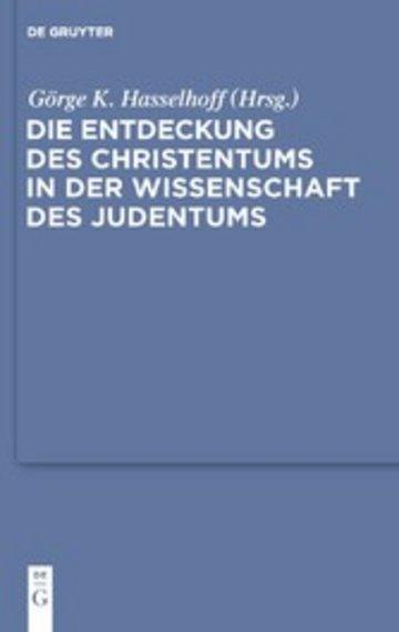 eBook Die Entdeckung des Christentums in der Wissenschaft des Judentums Cover