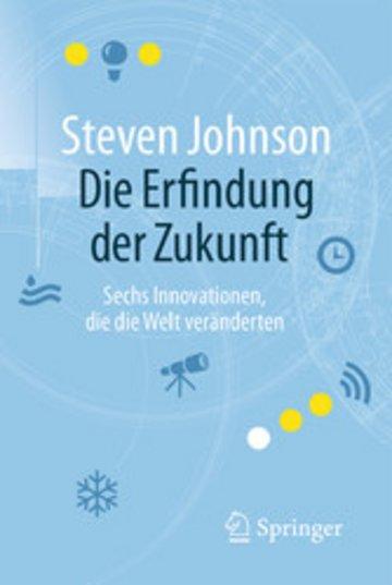 eBook Die Erfindung der Zukunft Cover