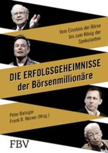 eBook Die Erfolgsgeheimnisse der Börsenmillionäre Cover