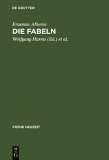 eBook Die Fabeln Cover