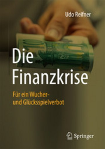 eBook Die Finanzkrise Cover