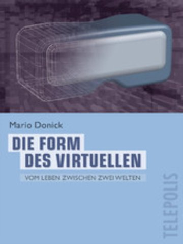 eBook Die Form des Virtuellen (Telepolis) Cover