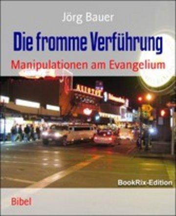 eBook Die fromme Verführung Cover