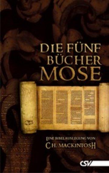 eBook Die fünf Bücher Mose Cover