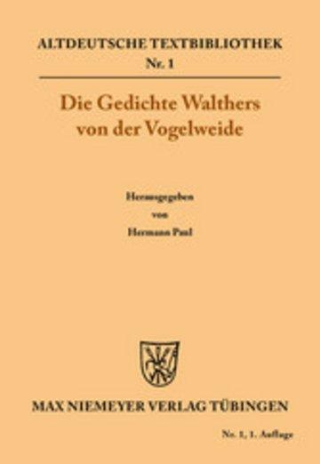 eBook Die Gedichte Cover