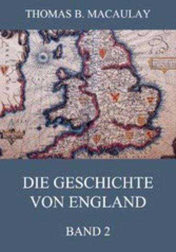 eBook Die Geschichte von England, Band 2 Cover
