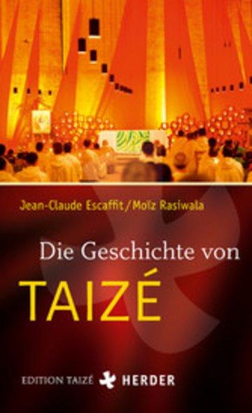 eBook Die Geschichte von Taizé Cover