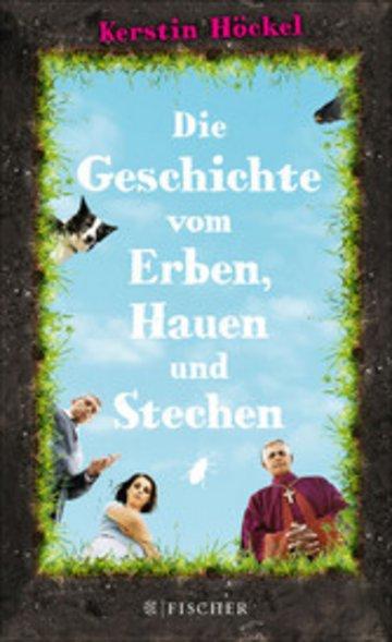eBook Die Geschichte vom Erben, Hauen und Stechen Cover