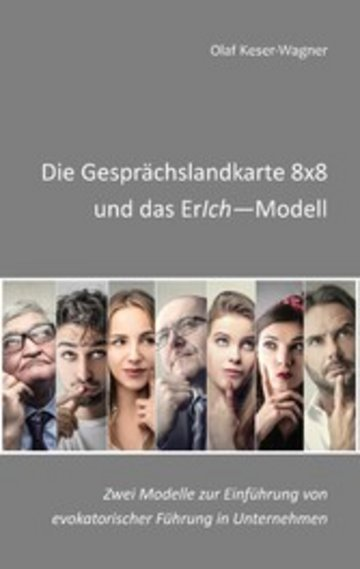 eBook Die Gesprächslandkarte 8x8 und das ErIch-Modell Cover