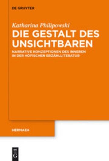eBook Die Gestalt des Unsichtbaren Cover