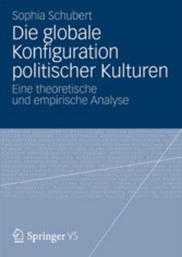 eBook Die globale Konfiguration politischer Kulturen Cover