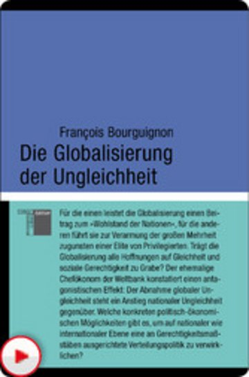 eBook Die Globalisierung der Ungleichheit Cover