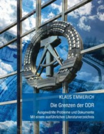 eBook Die Grenzen der DDR Cover