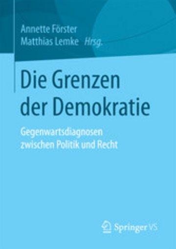 eBook Die Grenzen der Demokratie Cover