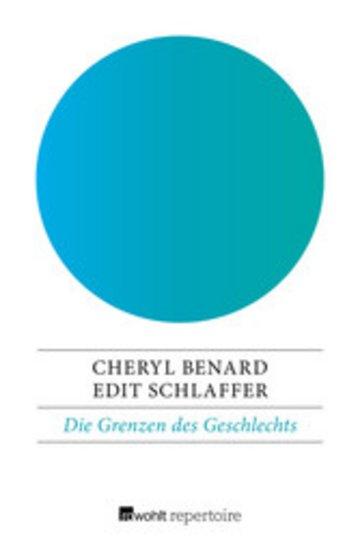 eBook Die Grenzen des Geschlechts Cover