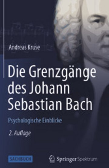 eBook Die Grenzgänge des Johann Sebastian Bach Cover
