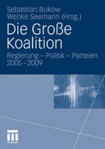 eBook Die Große Koalition Cover