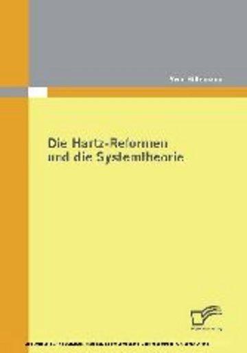 eBook Die Hartz-Reformen und die Systemtheorie Cover