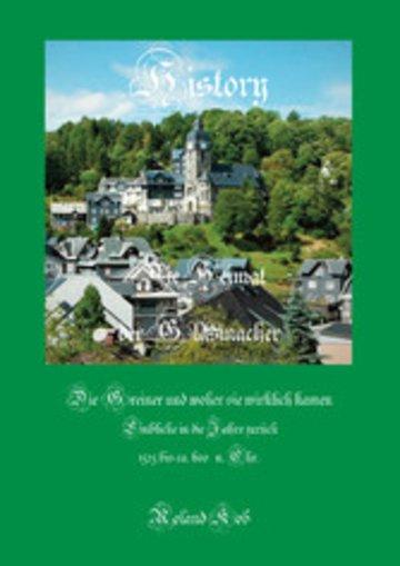 eBook Die Heimat der Glasmacher Cover