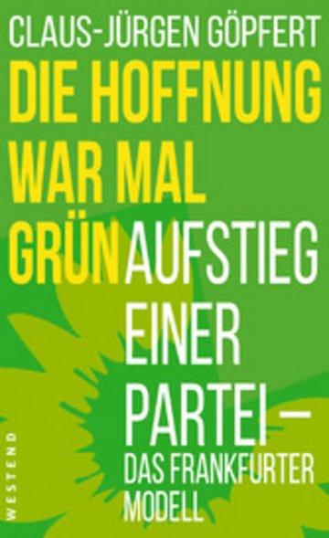eBook Die Hoffnung war mal grün Cover