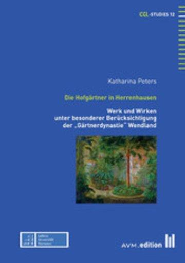 eBook Die Hofgärtner in Herrenhausen Cover
