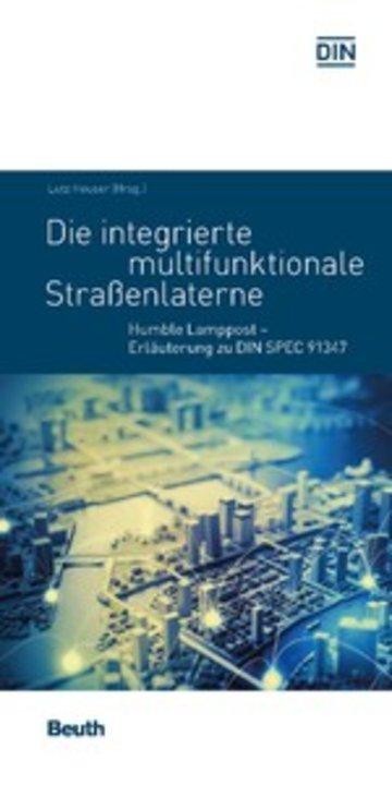 eBook Die integrierte multifunktionale Straßenlaterne Cover