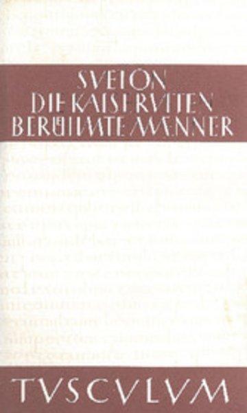 eBook Die Kaiserviten. Berühmte Männer / De vita Caesarum. De viris illustribus Cover