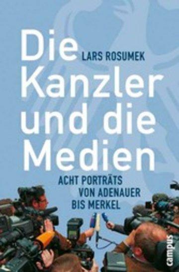eBook Die Kanzler und die Medien Cover