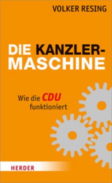 eBook Die Kanzlermaschine Cover