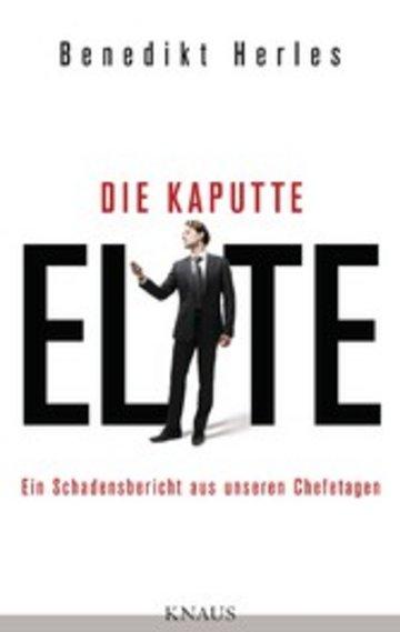 eBook Die kaputte Elite Cover