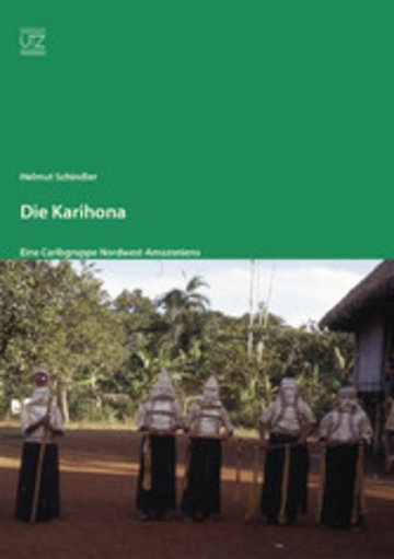 eBook Die Karihona Cover