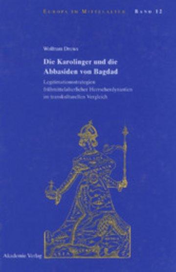 eBook Die Karolinger und die Abbasiden von Bagdad Cover