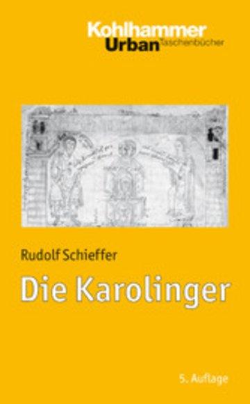 eBook Die Karolinger Cover