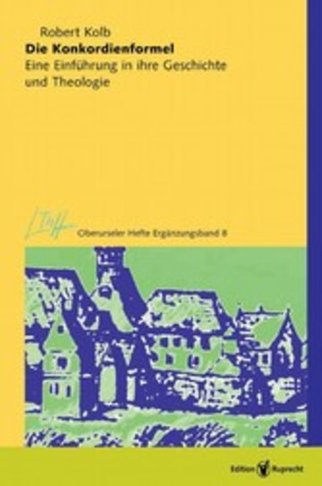 eBook Die Konkordienformel Cover