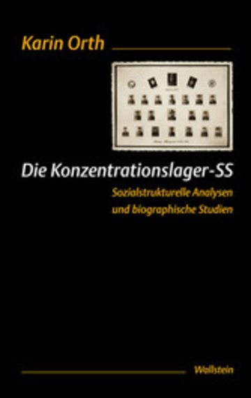 eBook Die Konzentrationslager-SS Cover